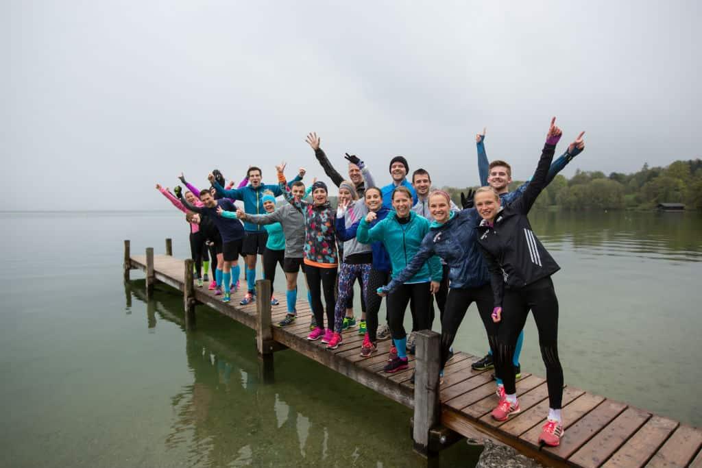 Laufwochenende am Starnberger See #foryourpersonalbest
