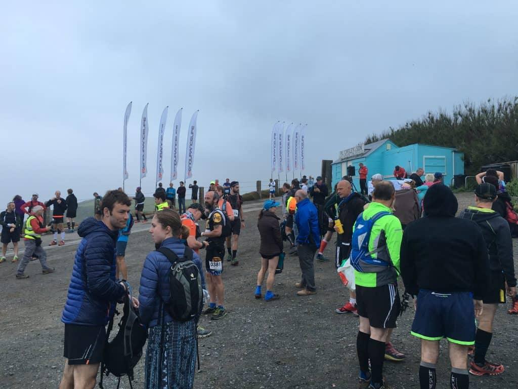 Endurance CQ: Warten auf das Briefing
