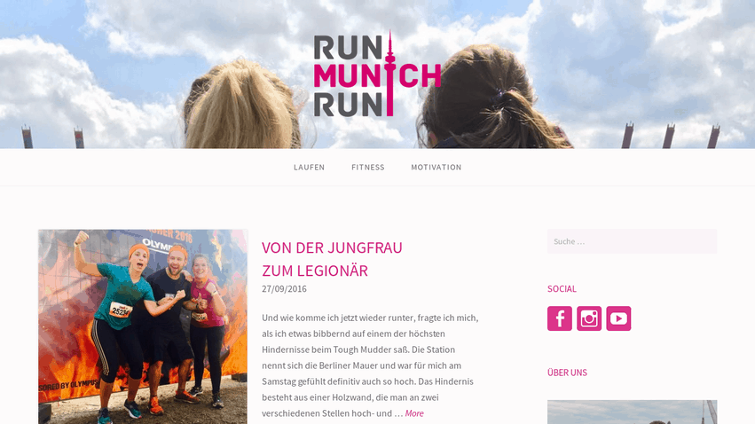 Laufblog runmunichrun.com