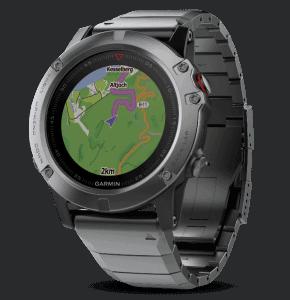 Garmin Fenix 5 mit Navigation