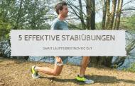 5 effektive Stabiübungen - damit läuft's erst richtig gut