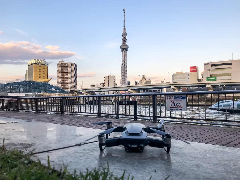 [Tipps] Drohne fliegen in Japan: Das musst du beachten!