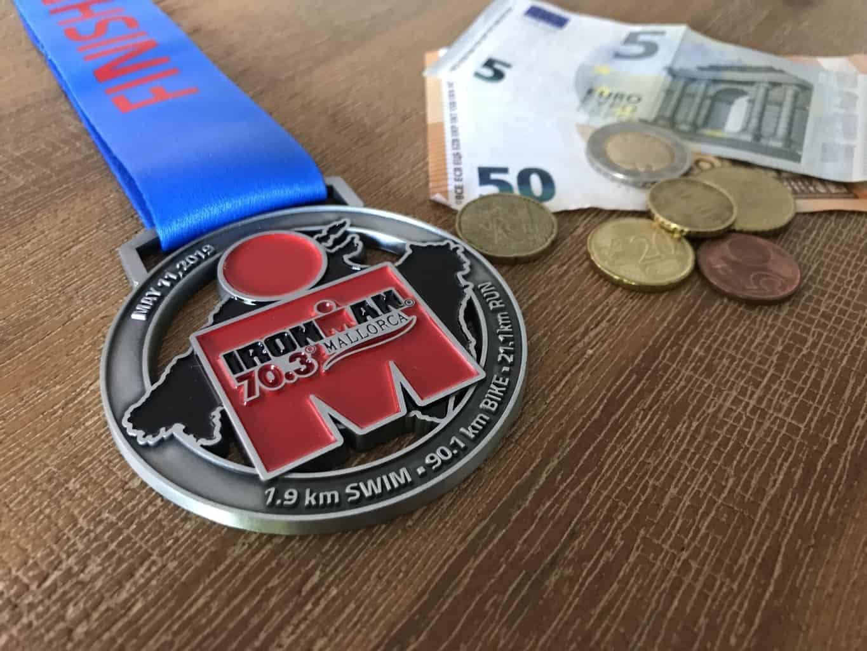 [Tipps] So viel kostet der Ironman 70.3. Mallorca inkl. Reise