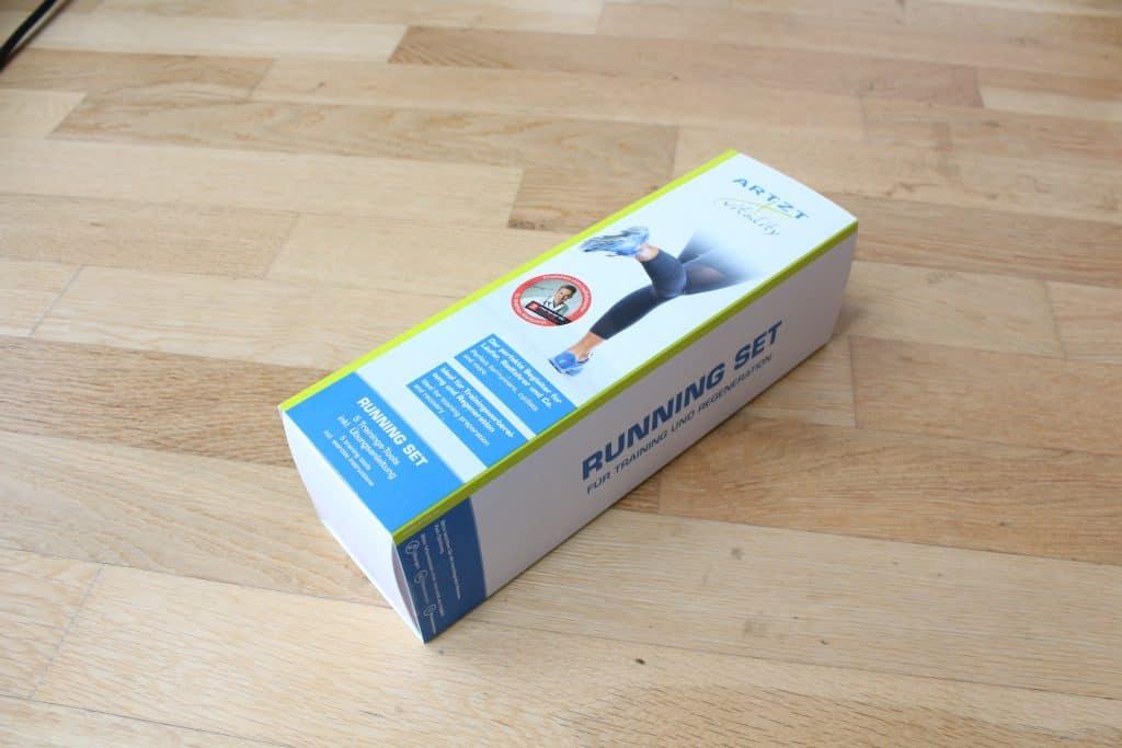 Verpackung ARTZT vitality Running Set